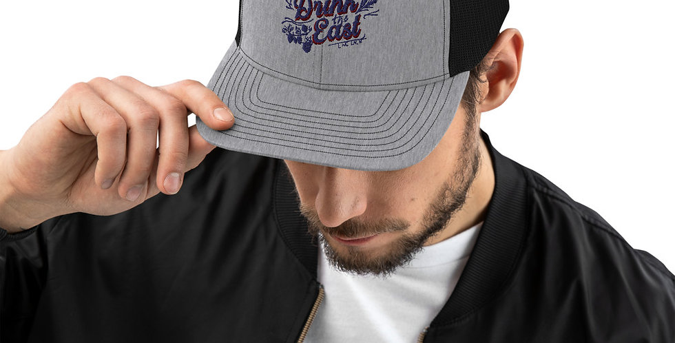 Drink the East Trucker Cap