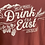 Thumbnail: Drink the East T -Shirt Rust