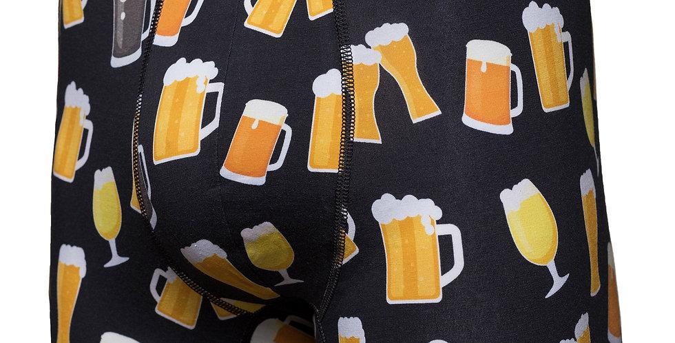 Men's Craft Beer Boxer Brief