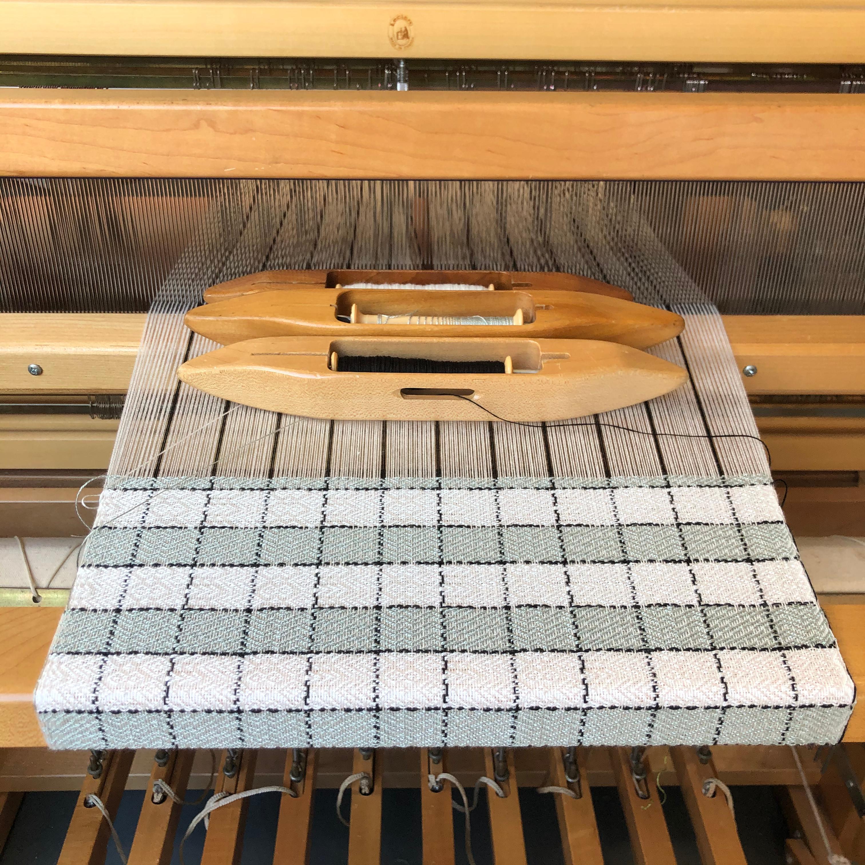 Weave Two Scrunchies