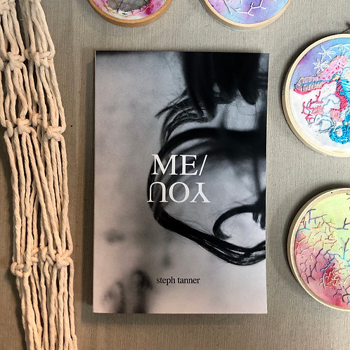 Me/You Poetry Book