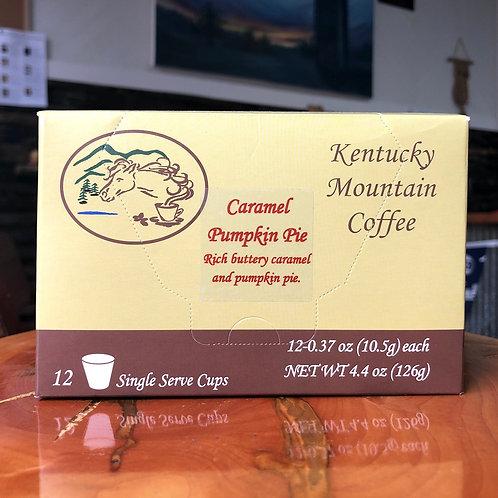 Caramel Pumpkin Pie K-Cup Coffee