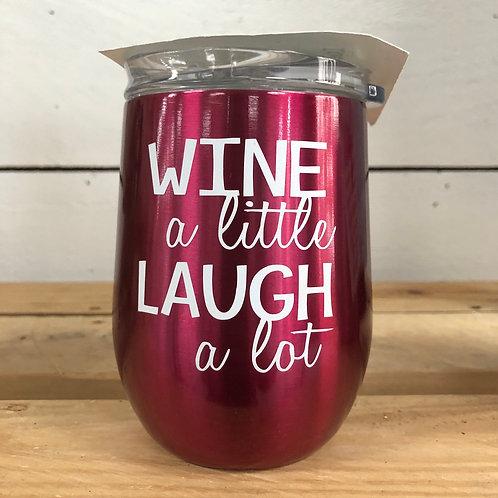 Wine a Little Tumbler