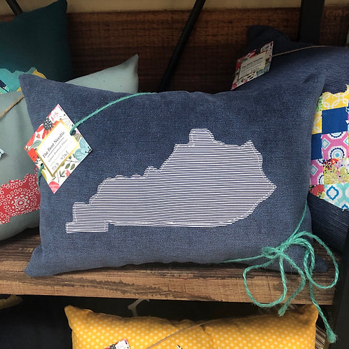 Kentucky Pillow
