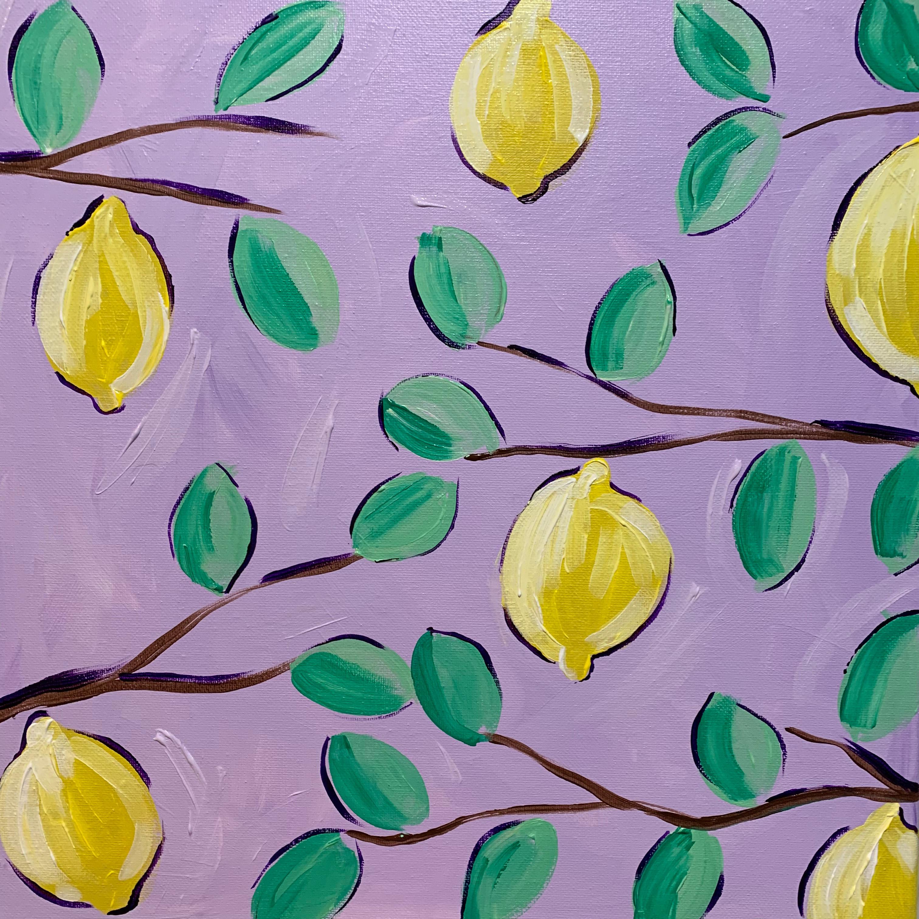 Paint Lemon Love