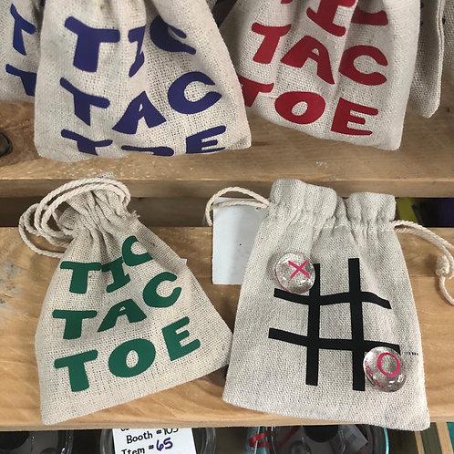 Tic Tac Toe Bag