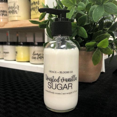 Toasted Vanilla Sugar Body Cream