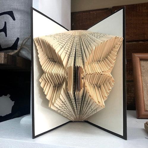 Butterfly Book Fold