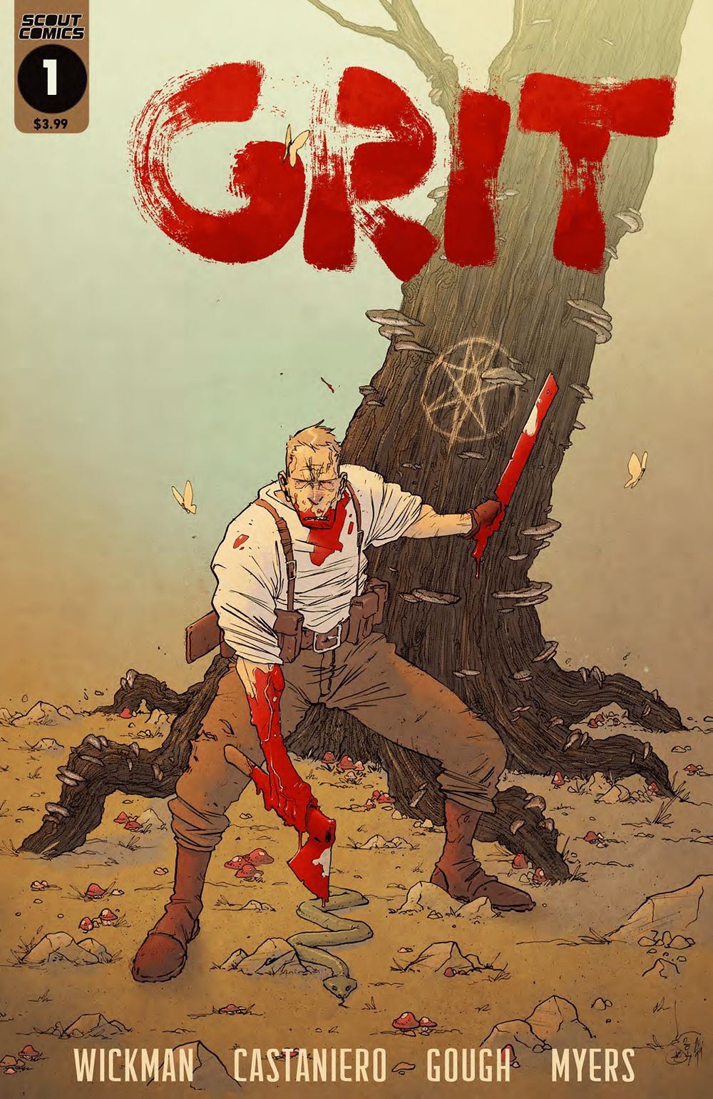 Grit #1 Cover A