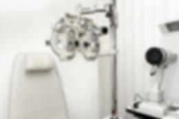 Augen Messtechnik im Brillenstüberl