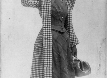 Nellie Bly: Ingenuitive Investigator