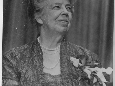Eleanor Roosevelt: Reimagining the Role of First Lady