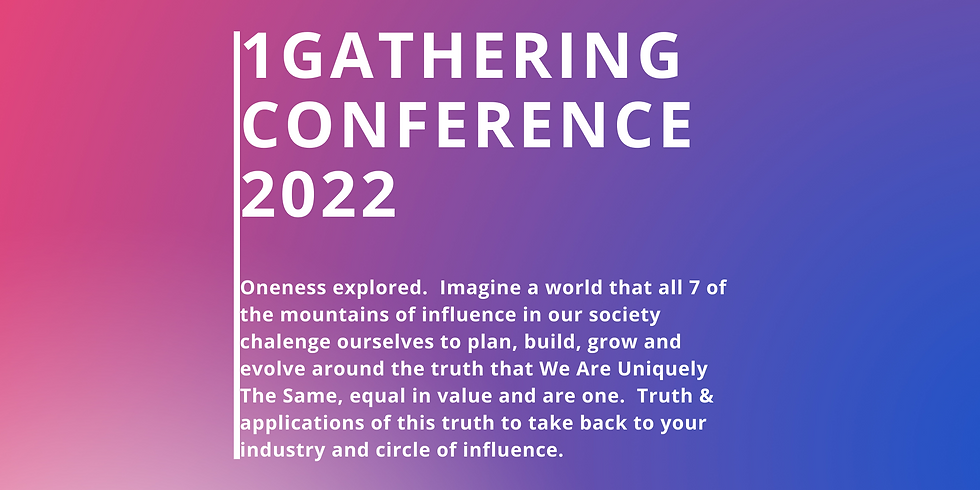 1Gathering Conference 2022