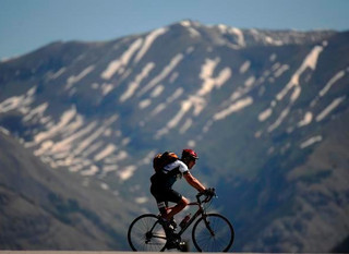 Ride the Rockies Comes to the Fort!!