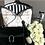 Thumbnail: Velvet Cushion with Equestrian Design Patten