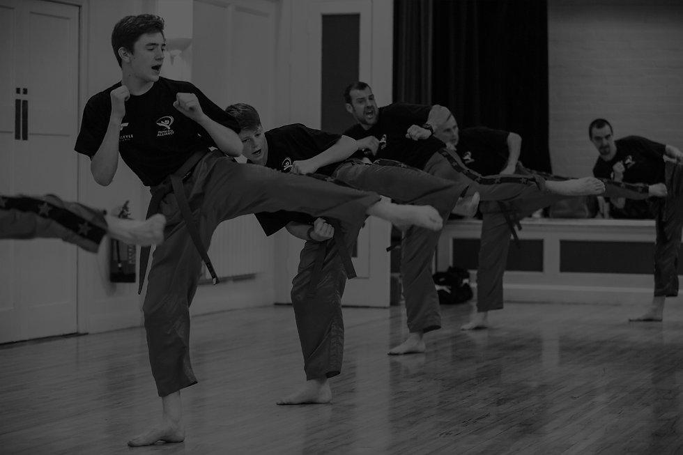 martial arts Much Wenlock