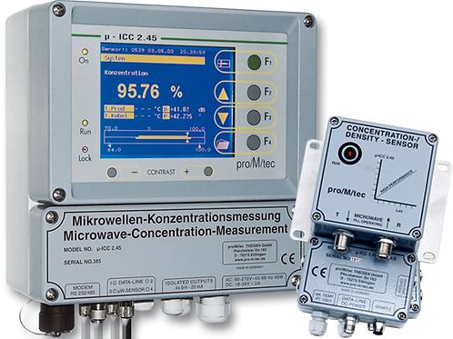 µ-ICC 2.45 standard