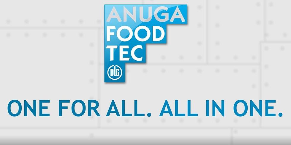 Anuga Foodtec Köln 2021