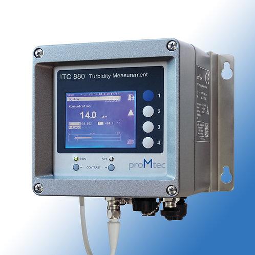ITC 880 Turbidity Measurement