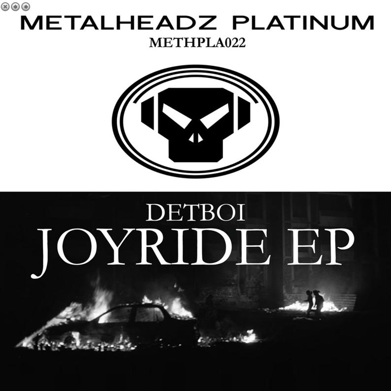 Metalheadz Artist Detboi Featuring Goldie's Latest Release, Joyride