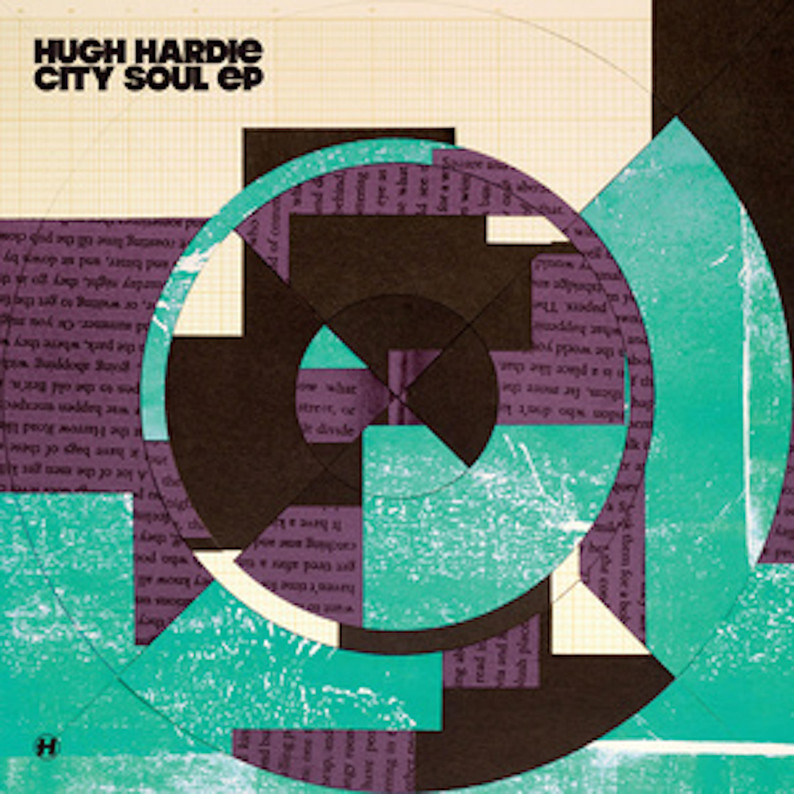 Hospital Records Artist Hugh Hardie's Latest Release, City Soul EP