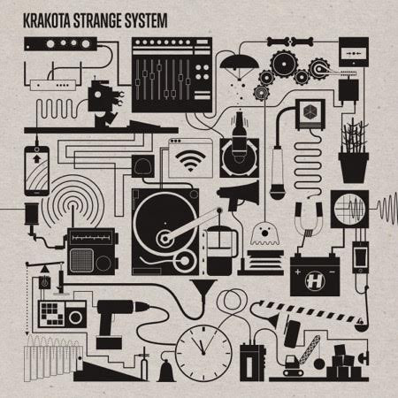 Krakota Strange Sound System Hospital Records drum and bass dnbunited