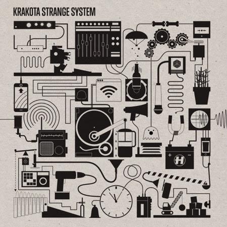 Hospital Records Artist Krakota's Latest Release Strange System