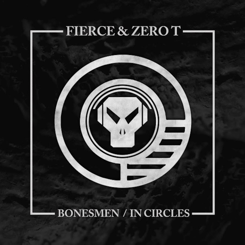 Metalheadz Artists Fierce and Zero T's Next Release, Bonesmen/In Circles