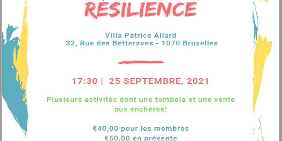 ACTIONS@VILLAGE vous invite à son GALA DE LA RÉSILIENCE
