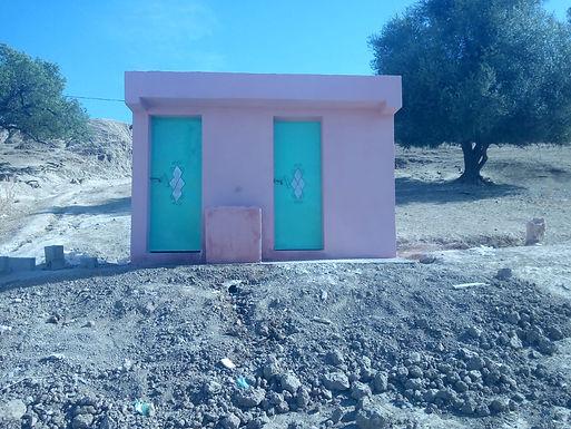 Adduction d'eau et construction d'un bloc sanitaire dans l'école primaire Latnine, Commune rurale Aït Seghrouchen au Maroc