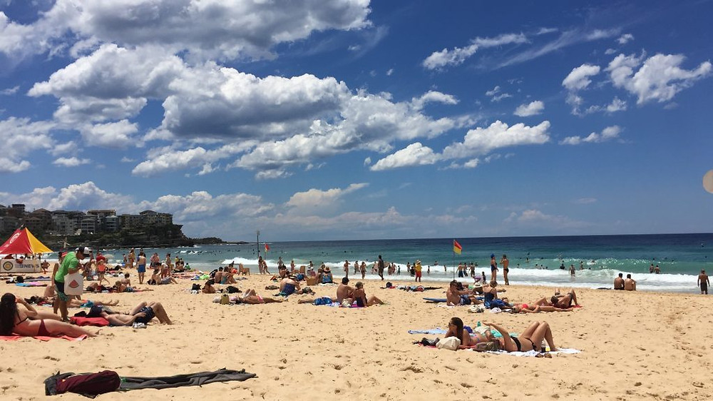Who wouldn't want to visit Manly?