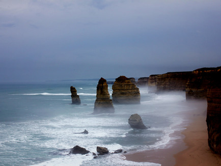 Insights from the Great Ocean Road