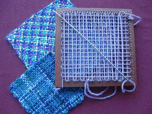 Weave-it looms