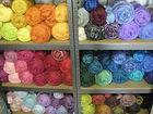 Dyed Merino Tops