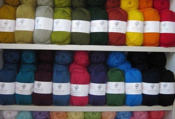 Ashford DK Wool (8 ply)