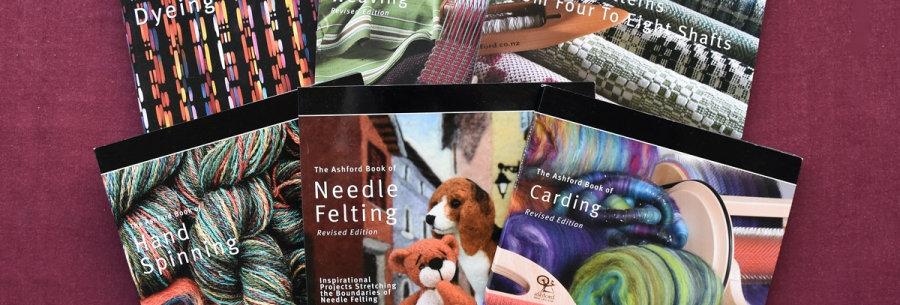 Ashford Textile Books