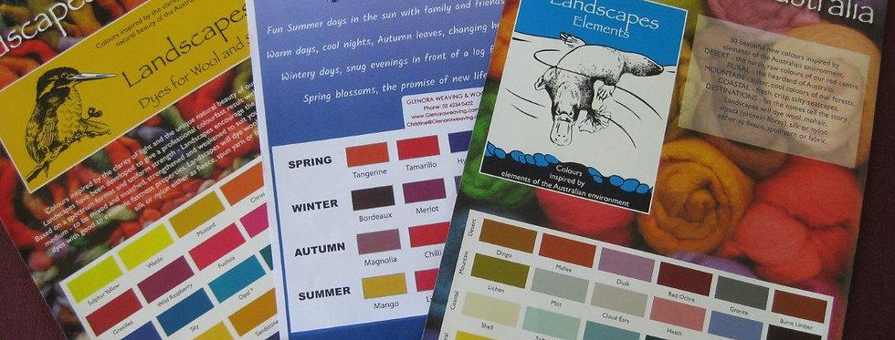 Landscape Dyes