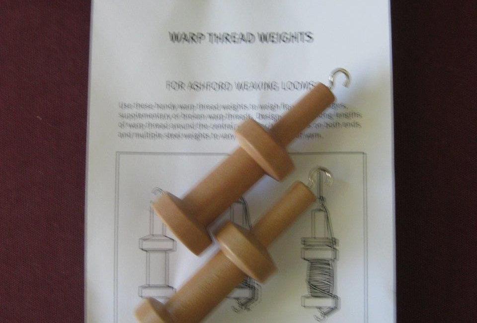 Warp Thread Weights