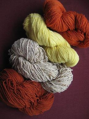 Hy-craft rug wool