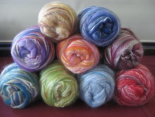 Ashford Merino Silk