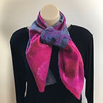 Kate Niblett - French scarf felted with 18 micron wool and silk hankies.jpg