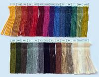 Cotton Warp Dyed