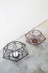 Hexagon tealights.jpg