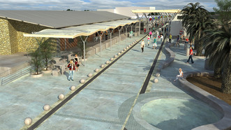 Se inicia proyecto de renovación de feria libre de Quintero