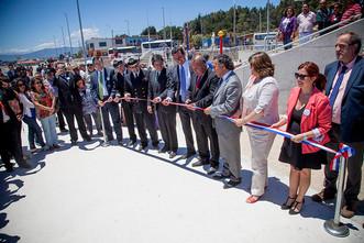 Quintero celebra 150 años inaugurando nuevo Paseo Borde Costero desarrollado por GNL Quintero