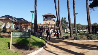 Quintero recupera parque municipal para la comunidad