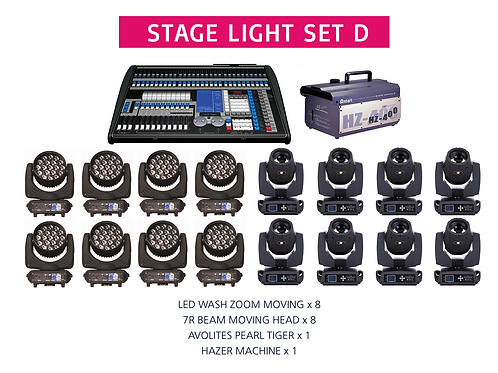 "STAGE LIGHT ""D"""