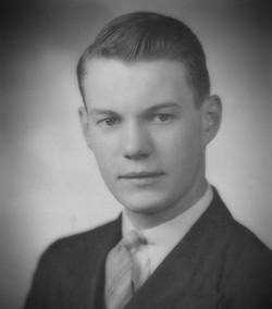 Bill Bennett WWII