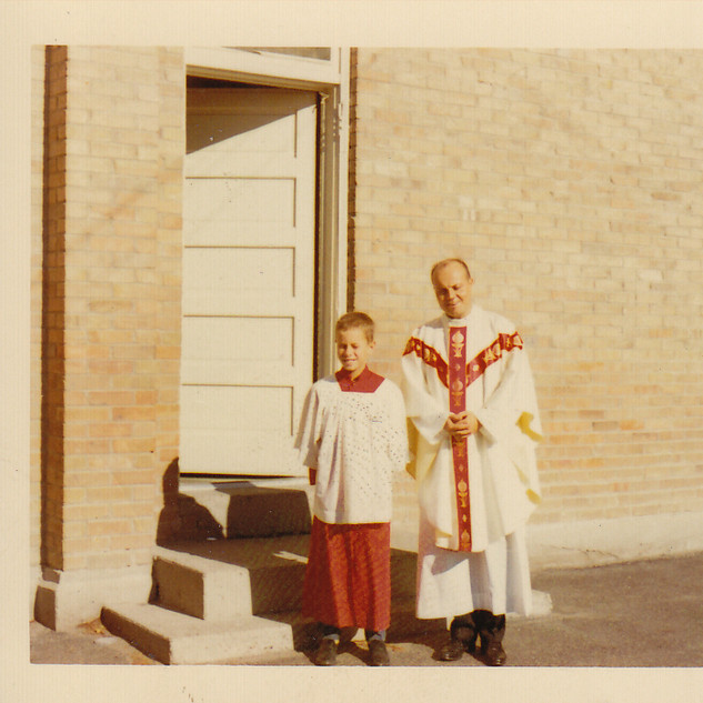 Father Uhl, Larry Cappetto