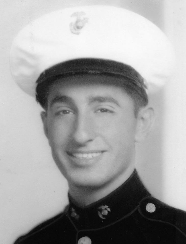 Charles Santoro WWII